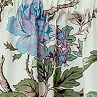 Waverly Bed & Bath Sale: Light Blue Waverly CCHIRP DEC LRKSPR 20