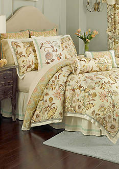 Waverly GRACE GARDEN 4 PCE REVERSIBLE K CSET