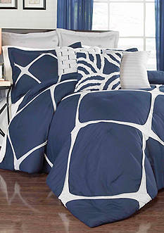 Vue Cersei 3-Piece Fashion Comforter Set