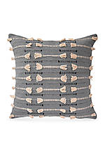 Vivido Natural Decorative Pillow 18-in. x 18-in.