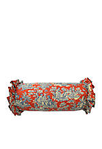 Sanctuary Rose Neckroll Decorative Accessory Pillow 7-in. x 22-in.