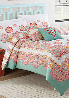 Vue Mantra 5-Piece Reversible Comforter Set