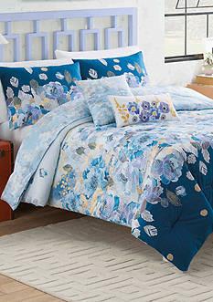 Vue Dharma 4-Piece Reversible Comforter Set