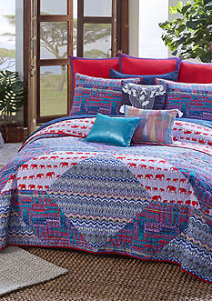 Blissliving HOME Blissliving Home Tanzania Kambiya 3 Piece Quilt