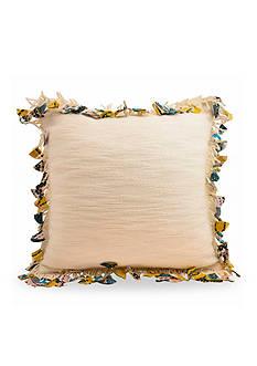Blissliving HOME Samira Fringe Decorative Pillow