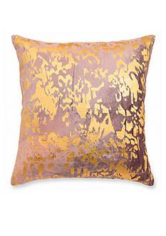 Blissliving HOME Aya Metallic Print Decorative Pillow