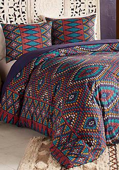 Blissliving HOME Berber Textile Duvet Set