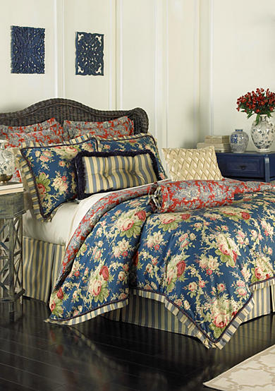 Waverly® Sanctuary Rose Bedding Collection