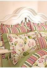 Spring Hill Striped Euro Sham 26-in. x 26-in.
