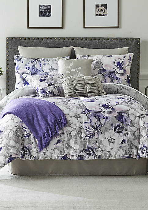 Home Accents 174 Rosamonde 10 Piece Bed In A Bag Belk