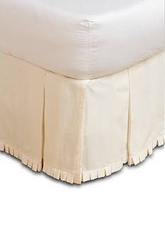 Home Accents PLEAT SHAM ECR