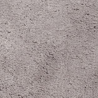 Biltmoreâ: Cargo Gray Biltmore Providence Hygro Cotton Bath Rug