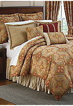 Rococo King Comforter Set 110-in. x 96-in.