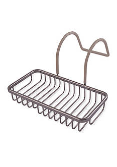 Taymor Hanging Soap Sponge Caddy Chrome