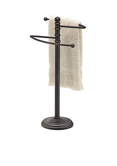 Taymor Fingertip Towel Holder Waterfall Oil Rubbed Bronze