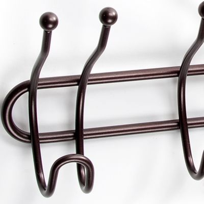 Taymor Bed & Bath Sale: Oil Rubbed Bronze Taymor Four Prong Over the Door Hook