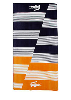 Lacoste Luz Beach Towel