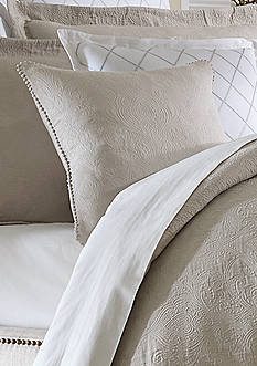 Biltmore Mansion Square Decorative Pillow