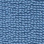 Bath Mats: Azure Blue Home Accents Hygro®Cotton Bath Rug