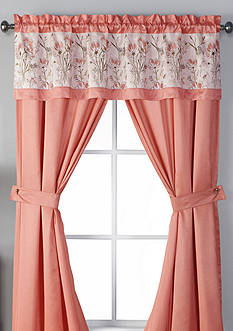 Home Accents MILFORD VALANCE