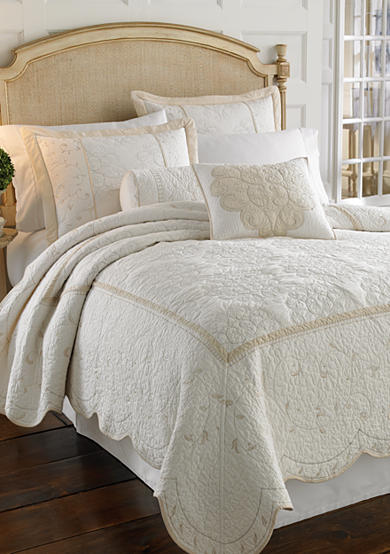 Lenox® Opal Innocence Quilt Collection - Online Only