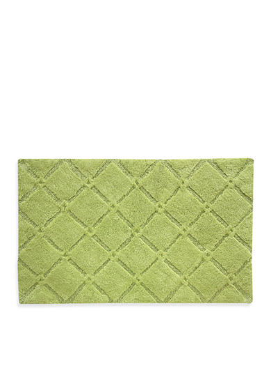 Jessica Simpson Trellis Bath Rug Collection - Online Only