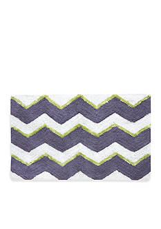 Jessica Simpson Zig Bath Rug Collection - Online Only