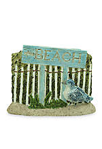 Beach Cruiser Toothbrush Holder 5.4-in. x 2.48-in. x 4.33-in.