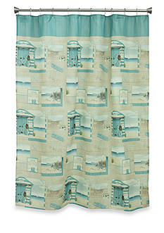 Bacova Beach Cruiser Shower Curtain