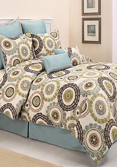 Home Accents® Istanbul 8-piece Comforter Set