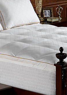 Biltmore 600-Thread Count Chateau Gusseted Mattress Pad