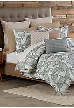 Casual Living Bailey King Reversible Comforter Mini Set 106-in. x 94-in.