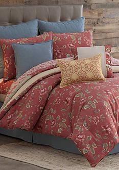 Home Accents Cornelia Reversible Queen Comforter Set