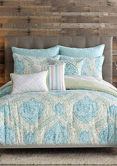Home Accents® Tangiers 3-Piece Reversible Duvet Set