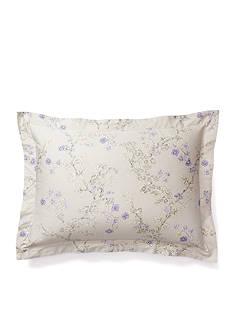 Ralph Lauren Francoise Madeline Floral King Sham