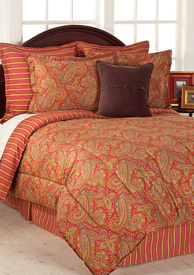Lauren Ralph Lauren Edmonton Paisley Bedding Collection
