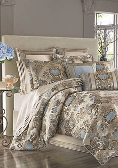 J Queen New York Jordyn Olivia Bedding Collection
