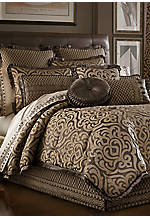 Luxembourg Mink California King Comforter Set 110-in. x 96-in.