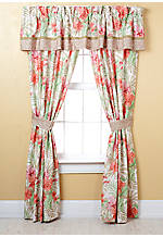 Aruba Multicolored Drapery Panel Pair 50-in. x 84-in.
