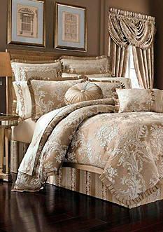 J Queen New York Celeste King Comforter Set