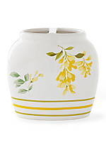 Citron Toothbrush Holder 4.38-in. x 2.25-in. x 4-in.