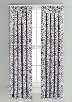 J Queen New York Luxembourg Drapery Panel Pair
