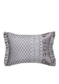 J Queen New York Luxembourg Boudoir Decorative Pillow