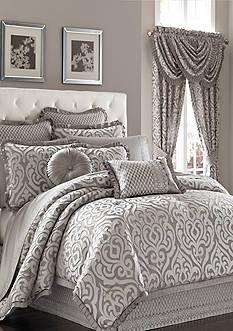 J Queen New York Luxembourg Queen Comforter Set