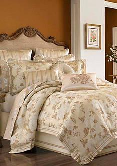 J Queen New York Sophia Queen Comforter Set