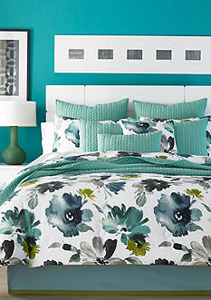 J by J Queen New York Midori King Comforter Set