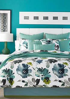 J by J Queen New York Midori Queen Comforter Set