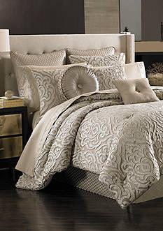 J Queen New York Astoria California King Comforter Set