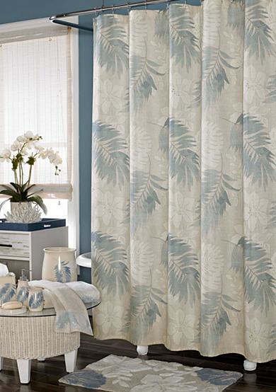 J Queen New York St Croix Shower Curtain Belk