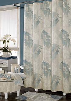 J Queen New York St. Croix Shower Curtain